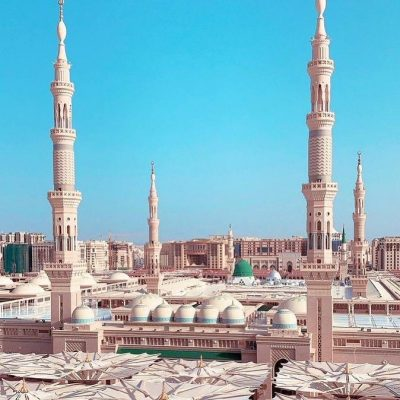 Mosquée du Prophète (Masjid An-Nabawi)